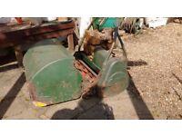 Webb 20 inch cylinder mower