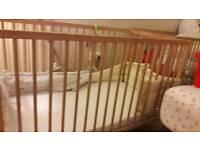 Baby cott bed