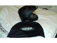Spada Motocross Helmet (Size L) £75