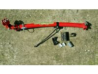 Trail-gator towbar tow child's bike (not complete)