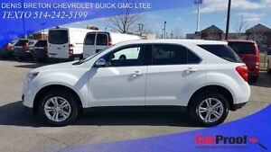 2011 Chevrolet Equinox mags 17'' 4 cyl 2.4L TRACTION AVANT