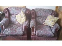 Sofa x 2 seat
