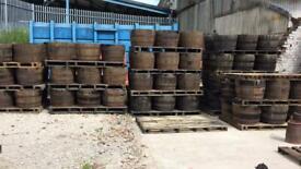 ❌SALE❌ £17.50 Barrel Garden Planters