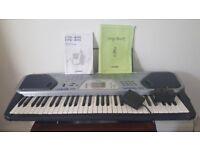 Casio CTK481 - CTK 491 Electronic Keyboard