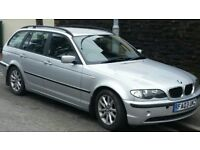 BMW 320d long mot, £750 recently spent... Bargain