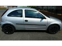Vauxhall Corsa Car For Sale 54 Reg 6 Months Mot Same size as Clio,Fiesta,Punto,Yaris,Mini ect