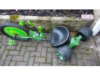 Huffy Green Machine Kids Gokart