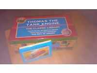 THOMAS THE TANK ENGINE CLASSIC LIBRARY (60 year anniversary)