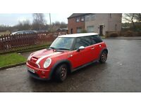 Mini Cooper Supercharged, With Sat Nav, Heated Seats, Leather Seats, Xenon Headlights Cruise Control
