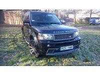 Land Rover /Range Rover Sport 3.6 TDV8 HSE / HST LEFT HAND DRIVE FSH