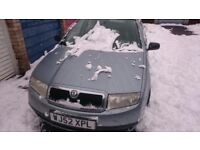 Fabia for sale
