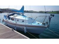 LOVELY 23FT SAILING CRUISER ,5 BERTH £5950