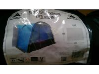 Verano universal extension - blue - AS NEW