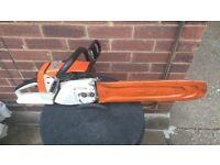 Stihl 024 WOODBOSS petrol chainsaw