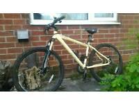 "Diamondback Sorrento 26"" Mountain bike bicycle like giant gt carrera fuji cube kona merlin boardman"