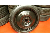 Toyota SPACE SAVER SPARE WHEEL T125 70 D 17''