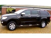 2012 12 Ford Ranger 2.2 Limited Double Cab ( No Vat )
