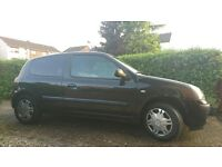 2006 Renault Clio Campus 1.2 3dr with 12 months MoT