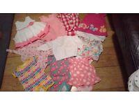 3/6 months girls clothes