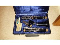 Clarinet Boosey and Hawkes Buffet B12 in case in great condition