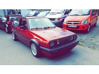 1987 VW GOLF MK2 16V GTI KR *NEW MOT* VERY TIDY