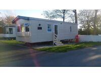 STATIC CARAVAN FOR SALE IN NORTH WALES - 5* POOL & SPA - CHEAP STATIC-INCLUDING SITE FEES UNTIL 2018