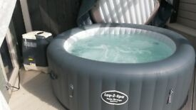 Lay z spa palm springs hydrojet