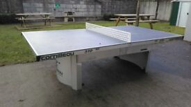 Table Tennis Table - Excellent Condition