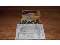 DC Superman #143 Northland Pedigree Collection Comic With COA Rare Comic Book