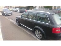LHD Audi Allroad model year 2003 2.7 Biturbo petrol/lpg for sale