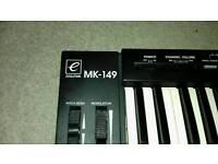 Evolution midi MK-149 MIDI CONTROLLER