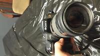 Sony camera dslr a200