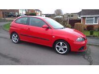 Seat Ibiza 2006 1.4 16v Sport