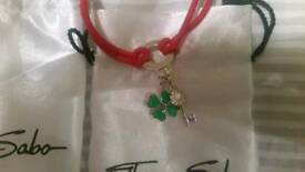 Authentic Thomas Sabo Charms & bracelet