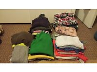 Clothes bundle size 12 some size 10