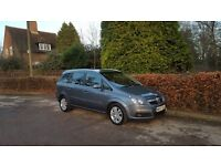 2007 VAUXHALL ZAFIRA 1.9 CDTI 7 SEATER NATIONWIDE DELIVERY-CARD FACILITY-3/6/12 MONTHS WARRANTIES