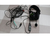 Turtle Beach X12 Xbox 360/PC Gaming Headset