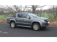 2014 Volkswagen Amarok 2.0BiTDi Highline 4MOTION (180PS)