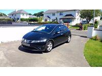 2009 Honda Civic 2.2 i-CTDi SE 81k Miles (not focus, leon, astra, golf, octavia, 308, c4, megane)