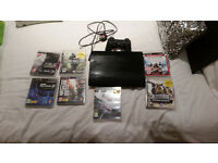 500Mb Playstation 3 with Games and controller