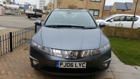 Honda Civic 2006 5 Doors Grey