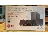 3D/2D blu-ray Home Cinema System