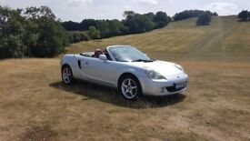 Face lift Toyota MR2 Roadster