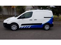 No Vat.Three Front Seats,2013 Peugeot,Partner,Professional,Diesel,Hdi.berlingo.caddy.connect.