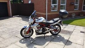 For Sale: Kawasaki 650 Motorcycle.