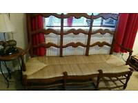 3 seater king settee/ chair/sofa