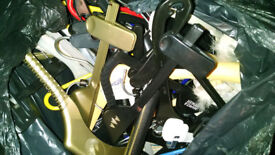 Free, mixed coat hangers (1 black bag full)