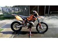 Ktm exc 250 2007