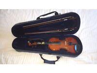 Primavera 1/2 size violin