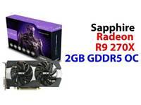 Radeon R9 270X 2GB OC